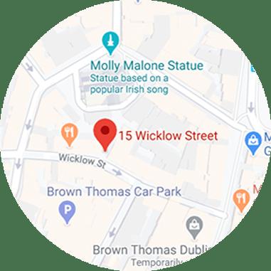Dublin 2 map
